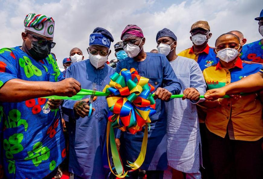Relief as Sanwo-Olu commissions Pen Cinema Flyover - Nigeriannewsdirectcom