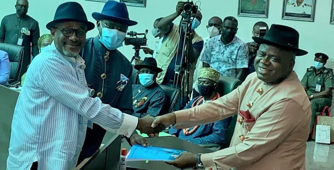 NCDMB, Bayelsa sign Power Purchase Agreement on 10MW IPP -  Nigeriannewsdirectcom